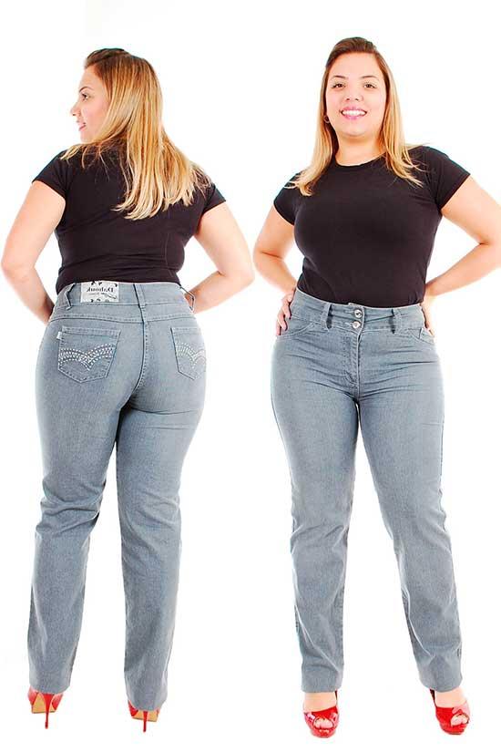fotos de calças jeans femininas