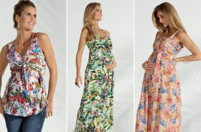 dicas de moda para grávida