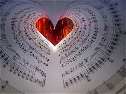 dicas de músicas de amor