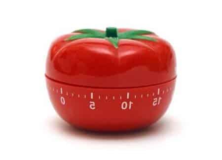 técnica do pomodoro