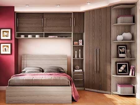 fotos de quartos decorados de casal