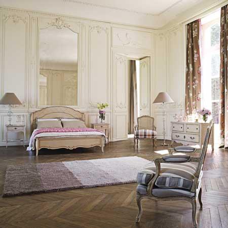 quartos vintage de casal