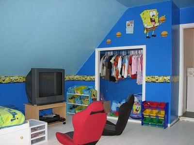 quartos de crianças decorados