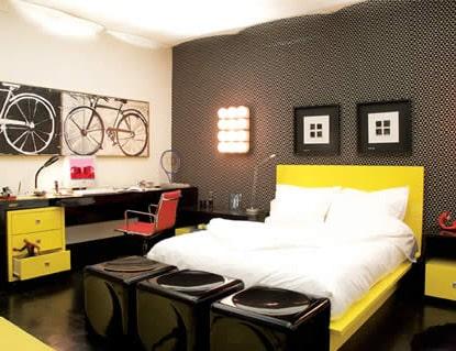 5 dicas de decora o para quarto masculino for Habitacion para adultos completa barata