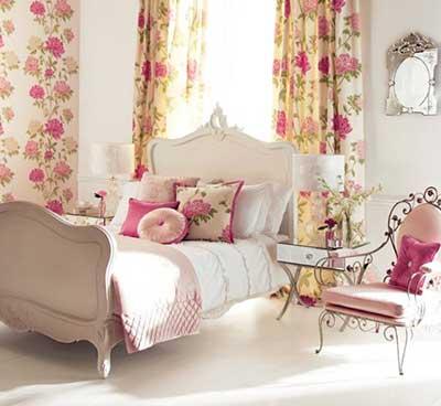 como decorar quarto feminino