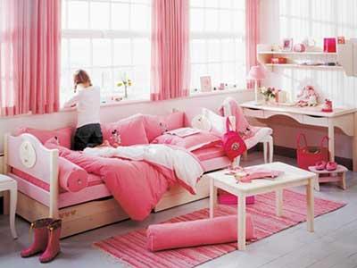 fotos de como decorar quarto feminino