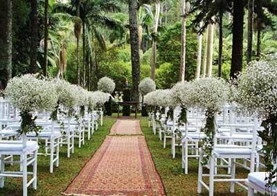 como decorar casamento