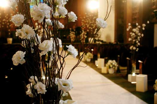 fotos de decoração para casamento