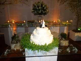 ideias de decoração para casamento simples