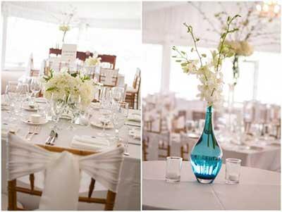 imagens de decoração para casamento simples