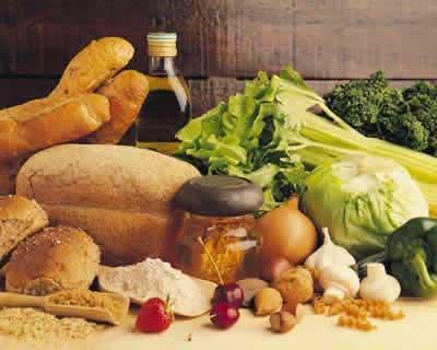 comidas ricas em carboidratos