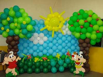 festas infantis decoradas