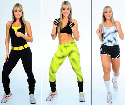d81d1e4f4 looks das famosas. moda fitness em tendências