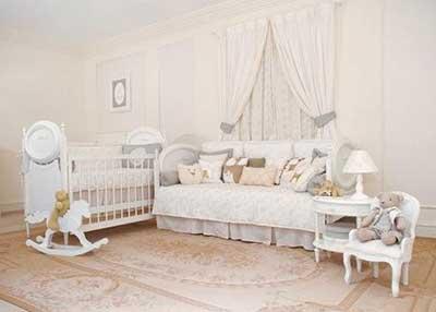 fotos de móveis brancos