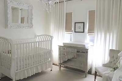 imagens de móveis brancos