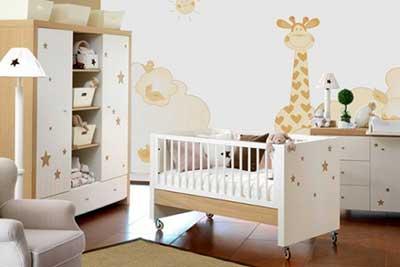 quartos temáticos para bebês