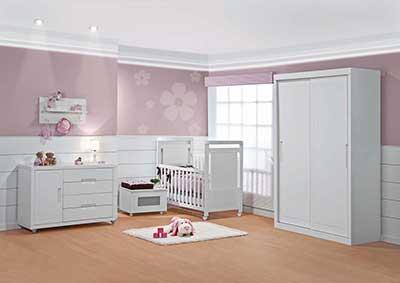 móveis para quartos de bebês