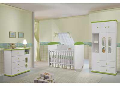 como decorar quartos de bebês