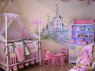 decoração de quartos temáticos