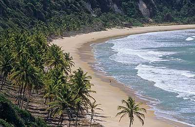praias nordestinas