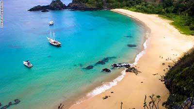 melhores praias para viajar
