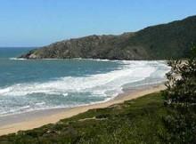 fotos do litoral de sc