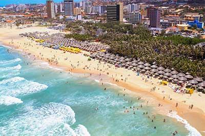Turismo: Praia do Futuro
