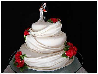 foto de casamento decorado