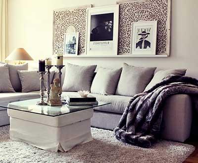 dicas de decoração para sala de estar