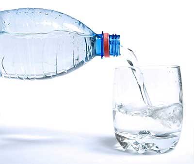 água para usar