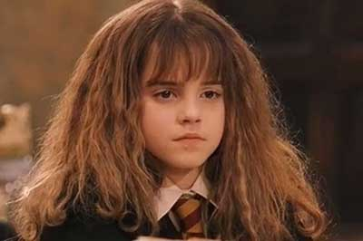 hermione pequena