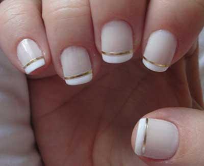 tutoriais de nail art