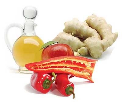 dicas de alimentos termogênicos