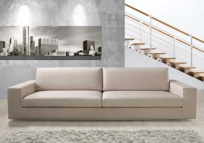 salas decoradas com sofas