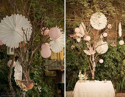 imagens de decoração romântica