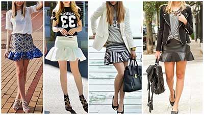 modelos de saias lindas