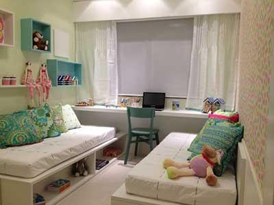 5 apartamentos decorados em fotos for Decorar casa 30m2