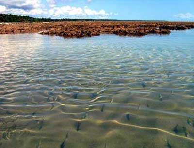fotos da Quarta praia