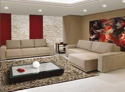 passo a passo de decoração para sala de estar