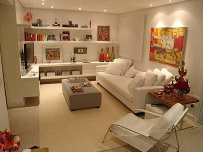 5 dicas de decora o para sala de estar fotos for Fotos de sala de estar simples