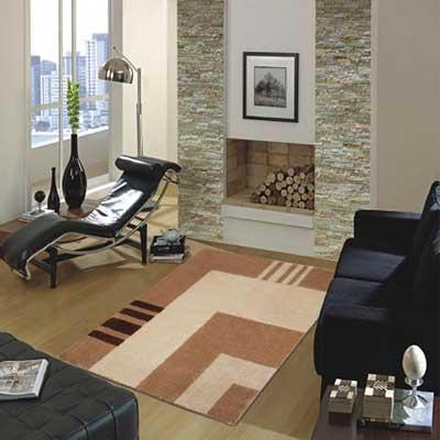 5 dicas de decora o para sala de estar fotos for Tapetes para sala de estar 150x200