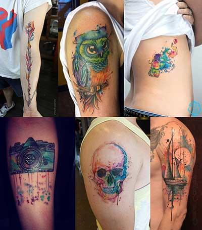 tendências de tatuagens 2015
