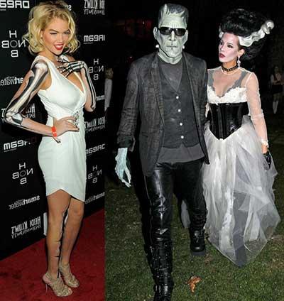 modelos de fantasias de halloween