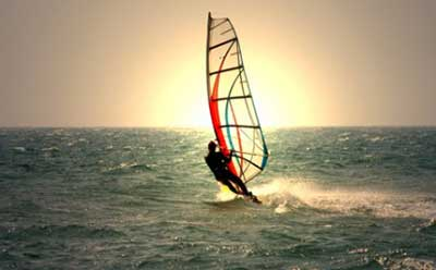 esporte na água