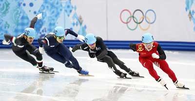 corrida olimpica