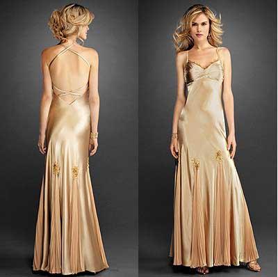 vestidos de formatura longos