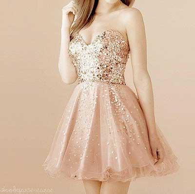 fotos de vestidos de formatura
