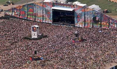 imagens do festival hippie