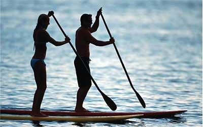 Foto de Stand up paddle