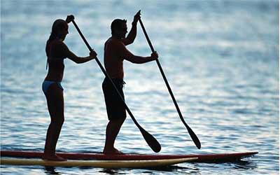 Foto de Stand up paddle